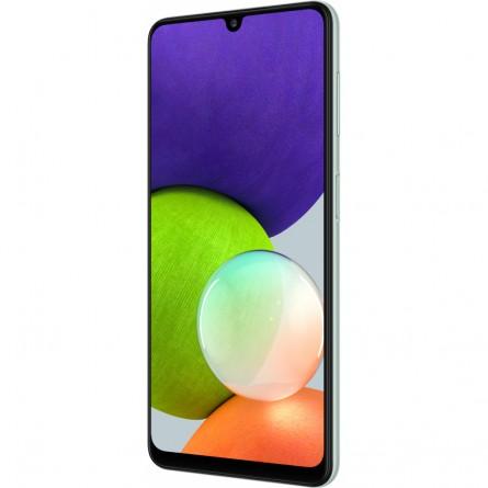 Зображення Смартфон Samsung SM-A225F Galaxy A22 4/64Gb LGD (light green) - зображення 6