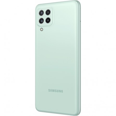 Зображення Смартфон Samsung SM-A225F Galaxy A22 4/64Gb LGD (light green) - зображення 7