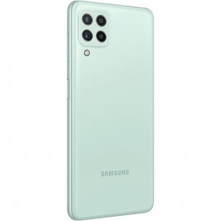 Зображення Смартфон Samsung SM-A225F Galaxy A22 4/64Gb LGD (light green) - зображення 8