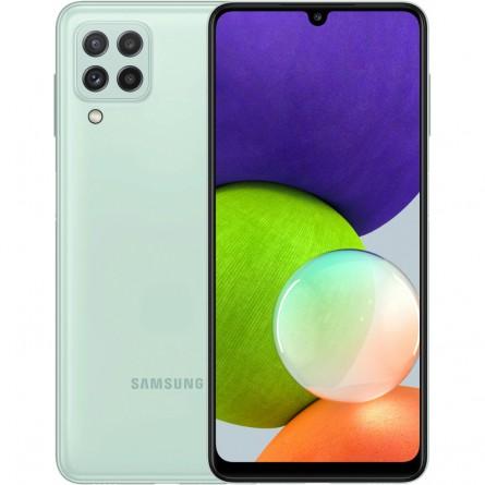 Зображення Смартфон Samsung SM-A225F Galaxy A22 4/64Gb LGD (light green) - зображення 9