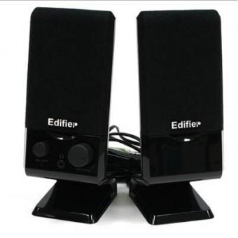 Зображення Акустична система Edifier M1250, Black, USB  (M1250)