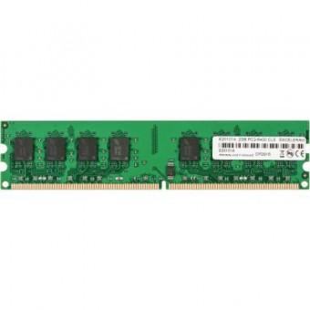 Зображення Модуль пам'яті для комп'ютера Exceleram DDR2 2GB 800 MHz  (E20101A)