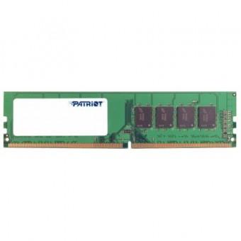 Зображення Модуль пам'яті для комп'ютера Patriot DDR4 4GB 2400 MHz  (PSD44G240082)