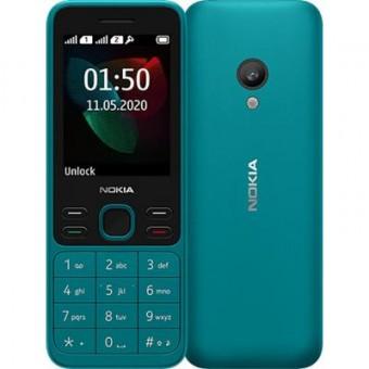 Изображение Мобильный телефон Nokia 150 2020 DS Cyan