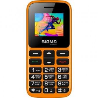 Изображение Мобильный телефон Sigma Comfort 50 HIT2020 Оrange