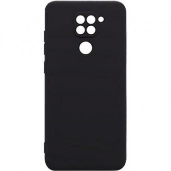 Зображення Чохол для телефона Armorstandart Matte Slim Fit Xiaomi Redmi Note 9 Black (ARM56657)