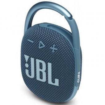 Изображение Акустическая система JBL Clip 4 Blue (CLIP4BLU)