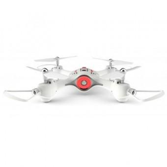 Изображение Радиоуправляемая игрушка Syma Квадрокоптер с 2,4 Ггц управлением , 21 cм (X23 White)