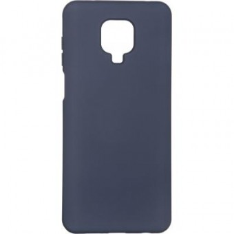 Изображение Чехол для телефона Armorstandart ICON Case for Xiaomi Redmi Note 9S/9 Pro/9 Pro Max Dark Blue (ARM56605)