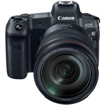 Зображення Цифрова фотокамера Canon EOS R   RF 24-105 f/4.0-7.1 IS STM (3075C129)