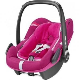 Изображение Автокресло Maxi-Cosi Pebble Plus Frequency Pink (8798410120)