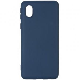 Зображення Чохол для телефона Armorstandart ICON Case for Samsung A01 Core Dark Blue (ARM57477)