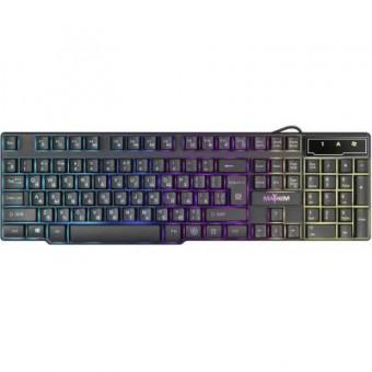Зображення Клавіатура Defender Mayhem GK-360DL RU RGB backligh (45360)