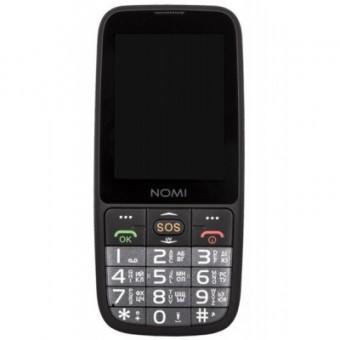 Изображение Мобильный телефон Nomi i281  New Black