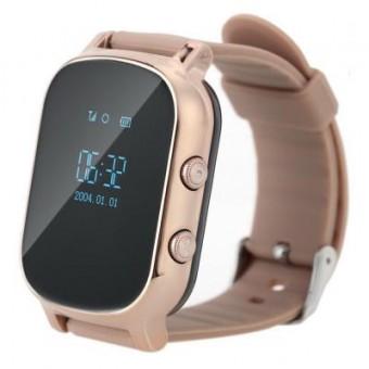 Изображение Smart часы GoGPS ME К20 Golden (K20GD)