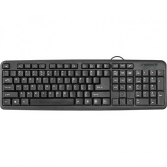 Зображення Клавіатура Defender HB 420 RU