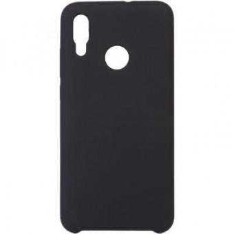 Изображение Чехол для телефона Armorstandart Silicone Case 3D Series Huawei P Smart 2019 Black (ARM53976)