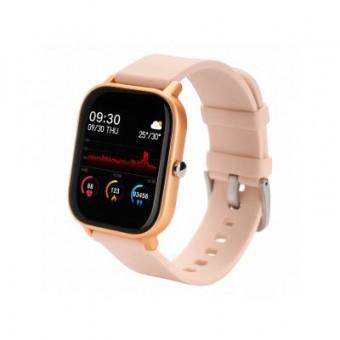 Зображення Smart годинник Globex Smart Watch Me (Pink)