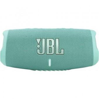 Зображення Акустична система JBL Charge 5 Teal (CHARGE5TEAL)