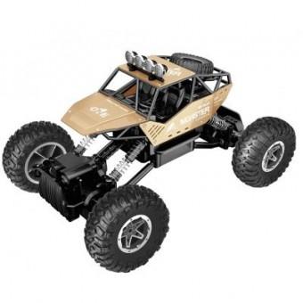 Изображение Радиоуправляемая игрушка Sulong Toys OFF-ROADCRAWLER FORCE Золотой 1:14 (SL-122RHG)
