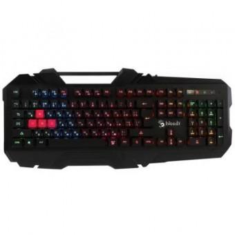 Зображення Клавіатура A4Tech Bloody B150N Black