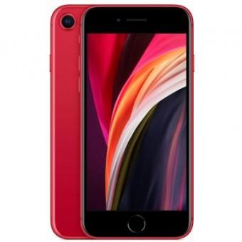 Изображение Смартфон Apple iPhone SE 2020 128 Gb Red (MXD22FS/A)