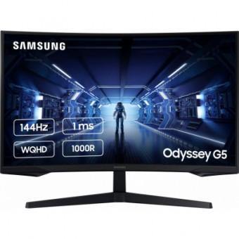 Изображение Монитор Samsung Odyssey G5 (LC32G55TQWIXCI)
