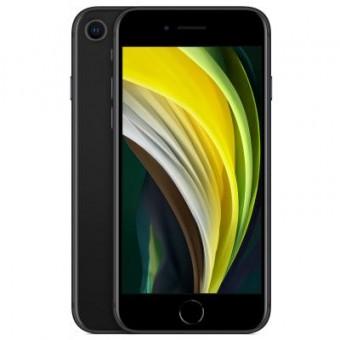 Изображение Смартфон Apple iPhone SE 2020 128 Gb Black (MXD02FS/A)