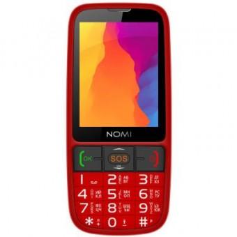 Изображение Мобильный телефон Nomi i281  New Red