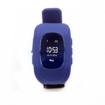 Зображення Smart годинник GoGPS ME K50 Темно синие