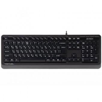 Зображення Клавіатура A4Tech FK10 Grey