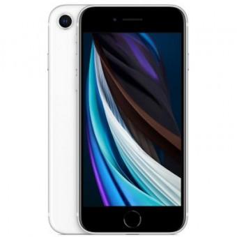 Зображення Смартфон Apple iPhone SE 2020 128 Gb White (MXD12FS/A)