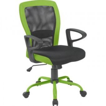Изображение Офисное кресло  LENO, Grey-Green (27784)