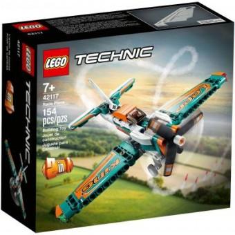Зображення Конструктор Lego Конструктор  Technic Спортивный самолет 154 деталей (42117)