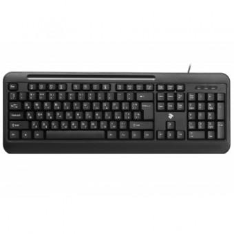 Изображение Клавиатура 2E KM1040 USB Black (-KM1040UB)