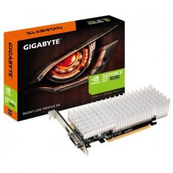 Изображение GigaByte Видеокарта  GeForce GT1030 2048Mb Silent (GV-N1030SL-2GL)