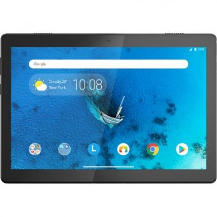 Изображение Планшет Lenovo Tab M10 HD 2/32 LTE Slate Black - изображение 1