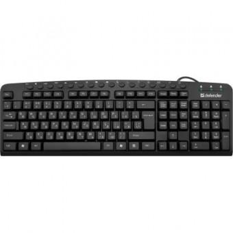 Изображение Клавиатура Defender Focus HB-470 RU (45470)