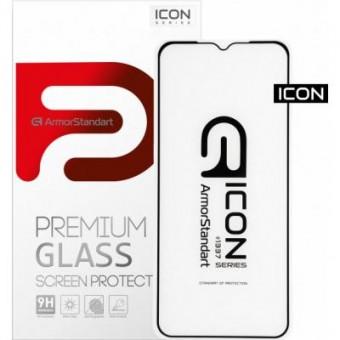 Изображение Защитное стекло Armorstandart Icon Nokia 5.3 Black (ARM56794)