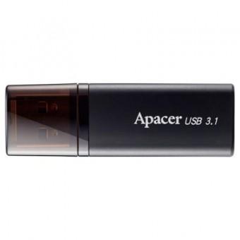 Зображення Флешка Apacer AH25B Black USB 3.2 32Gb