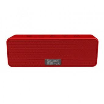 Зображення Акустична система 2E SoundXBlock TWS MP3 Wireless Waterproof Red (-BSSXBWRD)