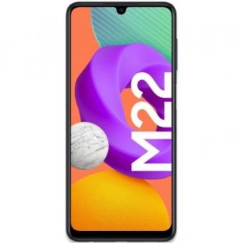 Зображення Смартфон Samsung SM-M225F Galaxy M22 4/128Gb ZKG (black)