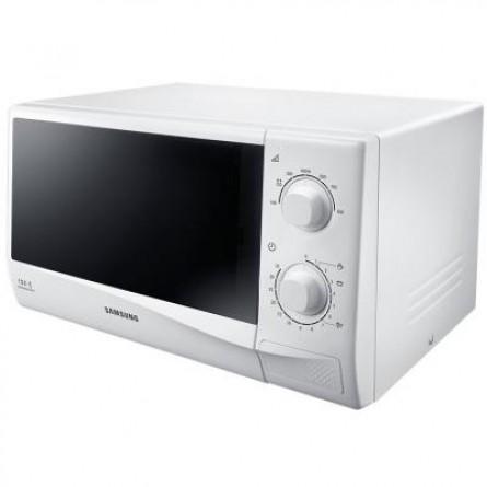 Зображення Мікрохвильова піч Samsung ME81KRW-2/BW - зображення 3