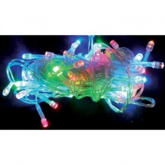 Зображення Гірлянда YES! Fun LED 100 ламп. RGB, 5 м (801150)