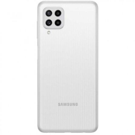 Зображення Смартфон Samsung SM-M225F Galaxy M22 4/128Gb ZWG (white) - зображення 2