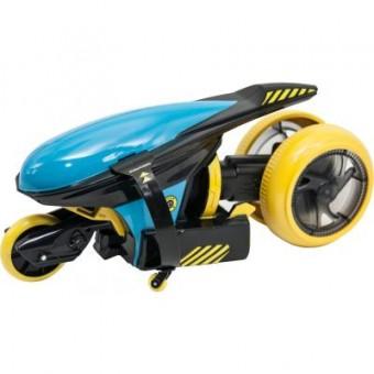 Зображення Радіокерована іграшка Maisto  Мотоцикл на Cyklone 360 чёрно-голубой (82066 blue/black)