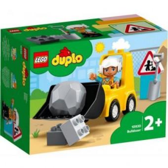 Зображення Конструктор Lego  Duplo Town Бульдозер 10 деталей (10930)