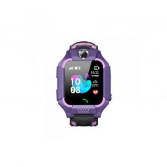 Изображение Smart часы GoGPS ME K24 Purple (K24PR)