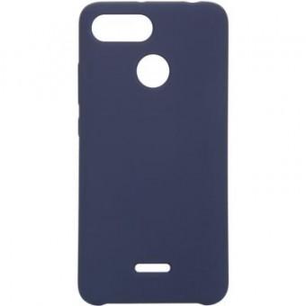Изображение Чехол для телефона Armorstandart Silicone Case 3D Series Xiaomi Redmi 6 Midnight Blue (ARM53879)