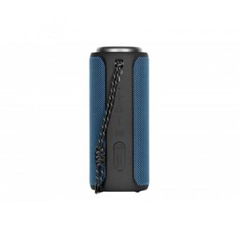 Зображення Акустична система 2E SoundXTube TWS MP3 Wireless Waterproof Blue (-BSSXTWBL)